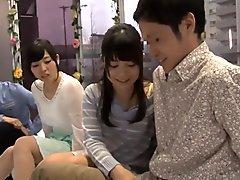 Asian couples swap partners 001