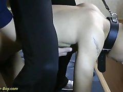 Straight Asian Guy BDSM
