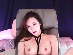 Korea model webcam bj