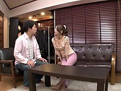 Fabulous Japanese whore in Hottest HD JAV video