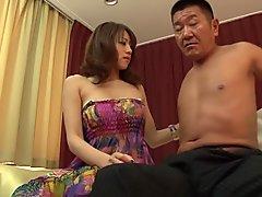 Best Japanese girl in Hottest Hardcore, Couple JAV scene