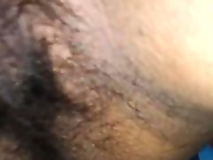 Indian home made POV with wife