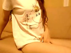 omegle hot babe masturbating on webcam